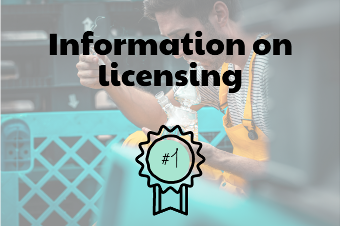 Information on licensing